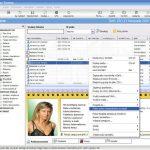 Komputerowa baza danych klientów